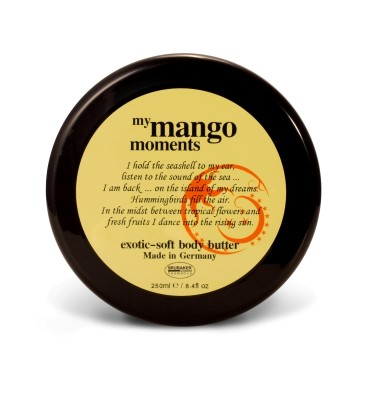my mango moments Body butter