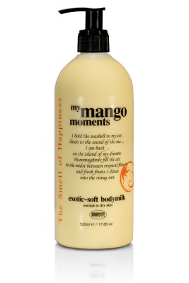 my mango moments Body milk